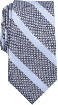 Bar III Men Ossie Stripe Skinny Tie