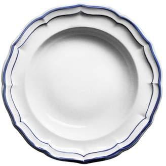 Gien Filets Rimmed Soup Bowl