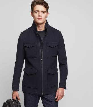 Reiss Chiltern Wool Coat