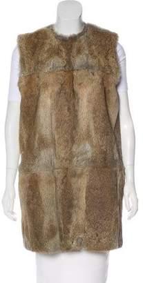 Jenni Kayne Longline Fur Vest
