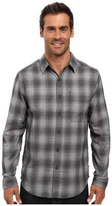 Royal Robbins Performance Flannel Ombre Long Sleeve Shirt Men's Clothing