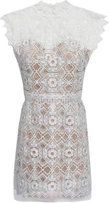 Catherine Deane Kate Lace Mini Dress