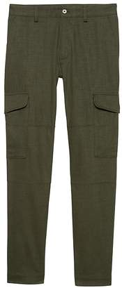 Banana Republic BR x Kevin Love | Athletic Tapered Brushed Twill Cargo Pant
