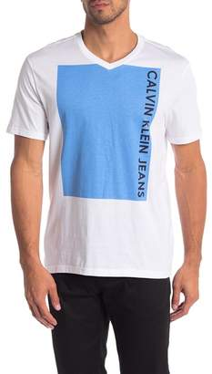 Calvin Klein Jeans Vertical Gradient T-Shirt