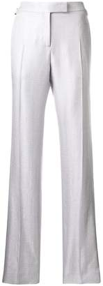 Tom Ford sheer tailored trousers