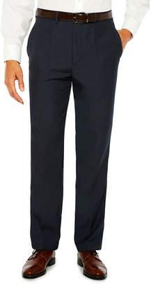 STAFFORD Stafford Flat Front Classic Fit Dress Pants