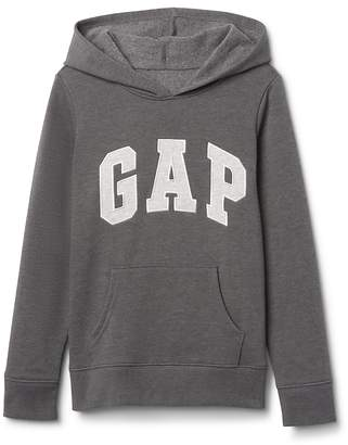 Gap Logo Hoodie Sweatshirt in Fleece