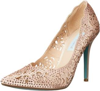 Betsey Johnson Blue By Women's Sb-elsa Dress Pump