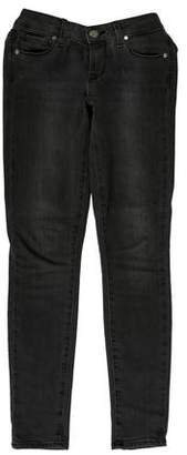 Paige Low-Rise Skinny Jeans