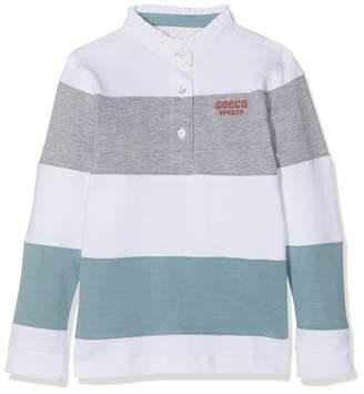 Gocco Girl's Rayas Polo Shirt