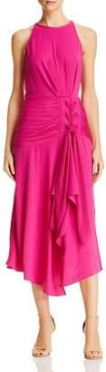 Ramy Brook Lana Asymmetric Midi Dress