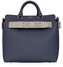 Burberry Women's Medium Leather Belt Shoulder Bag