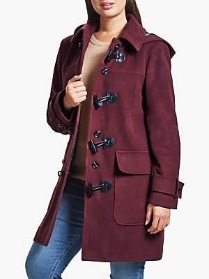 Four Seasons Plain Duffle Coat