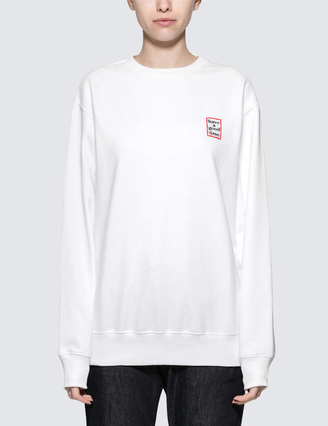 Mini Frame Sweatshirt