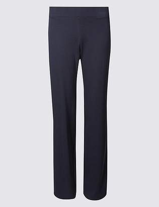 Marks and Spencer PETITE Straight Leg Joggers