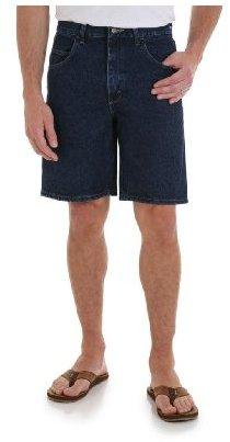 Wrangler Men's Tall Rugged Wear Relaxed Fit Short