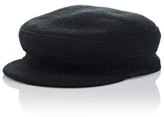 Barneys New York WOMEN'S WOOL CONDUCTOR HAT