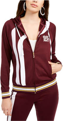 Juicy Couture On Tour Logo Track Jacket