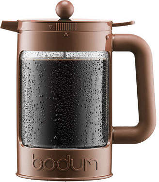 Bodum NEW Colour Collection Brown Ice Coffee Maker 1.5L