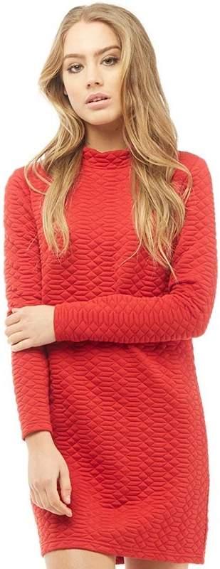 Damen Soul Kleid Rot