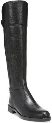 Franco Sarto Christine Riding Boots $189 thestylecure.com