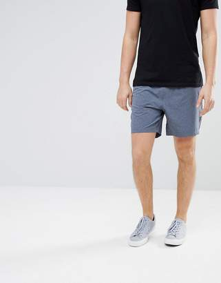 Abercrombie & Fitch Sports Nylon Running Shorts in Washed Navy