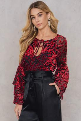 Lucca Couture Skylar Top