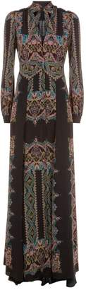 Etro Paisley Gown