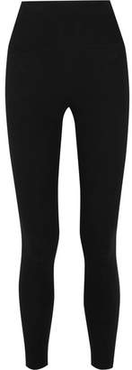 James Perse Fleece Leggings - Black