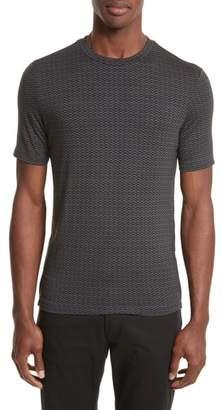 Armani Collezioni Geo Print T-Shirt