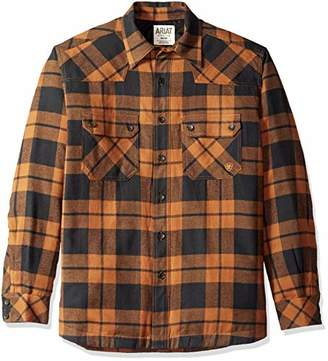 Ariat Men's Retro Fit Long Sleeve Shirt Jacket
