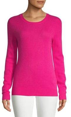 Lord & Taylor Cashmere Pullover