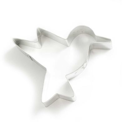 Sur La Table Ann Clark Hummingbird Cookie Cutter, 3.75""