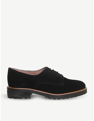 fa35adb8688 Office Kennedy chunky suede Derby shoes