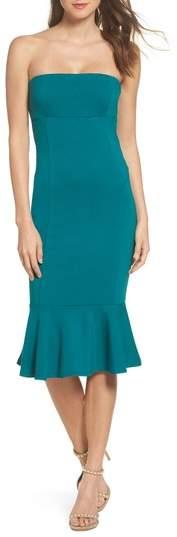 Zabrina Strapless Dress