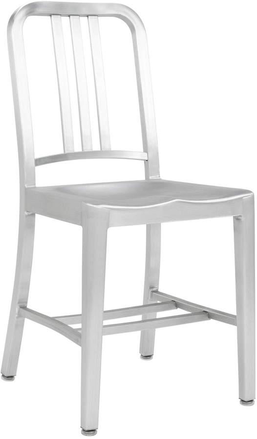 Navy Stuhl, Aluminium gebürstet