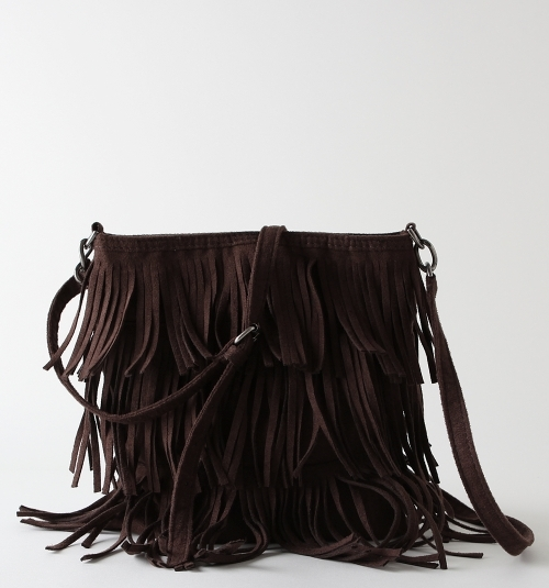 Kirra Fringe Bag