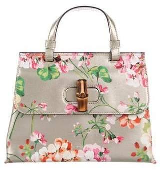 Gucci Blooms Bamboo Daily Bag