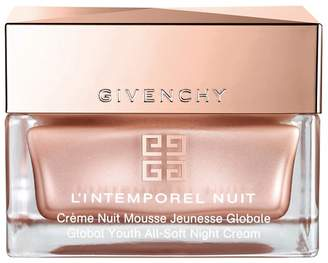 Givenchy 'L'intemporel' Global Youth All-Soft Night Cream 50Ml