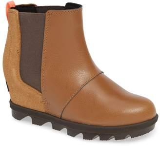 Sorel Joan of Arc II Waterproof Wedge Chelsea Boot