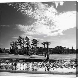 Metaverse Elegant Morning Sky by Harold Silverman Canvas Art