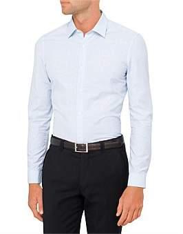 Versace Jacquard Stripe Shirt