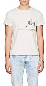 "Remi Relief Men's ""1985"" Cotton Jersey T-Shirt - White"