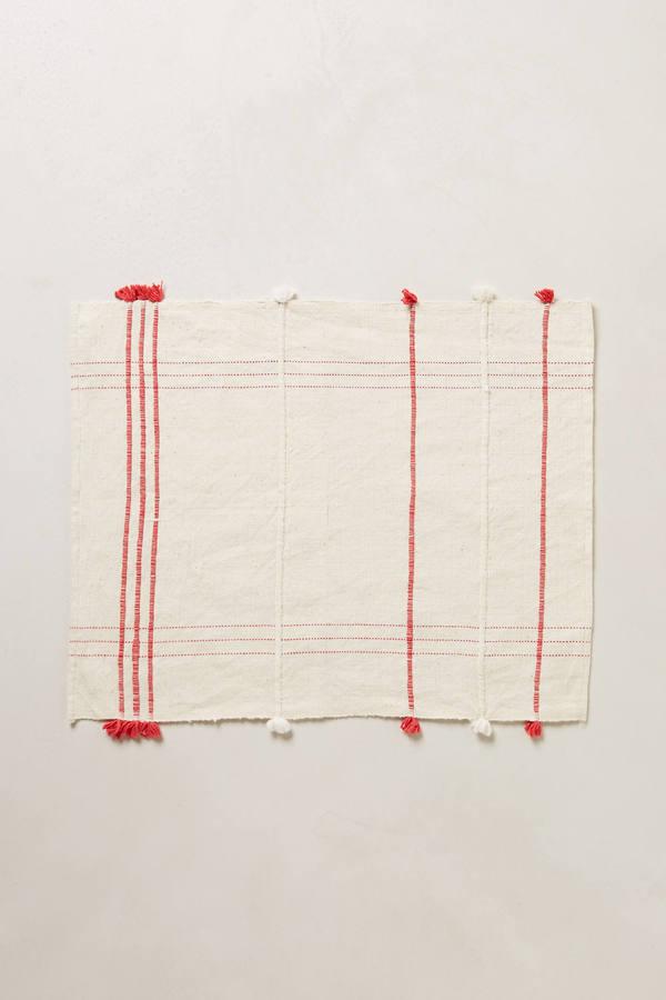 Creative Women Ribbon-Weave Placemat
