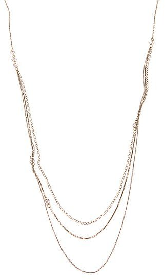 Flapper Filigree Necklace