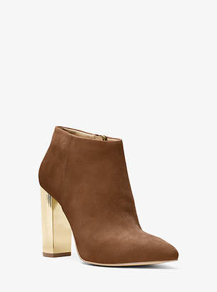 Michael Kors Paloma Suede Bootie