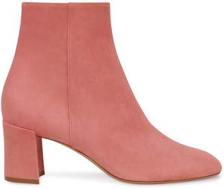 Mansur Gavriel Suede 65MM Ankle Boot