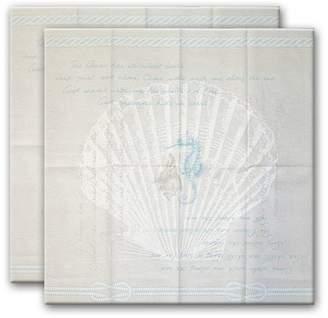 Sassafras Conchiglia Tablecloth