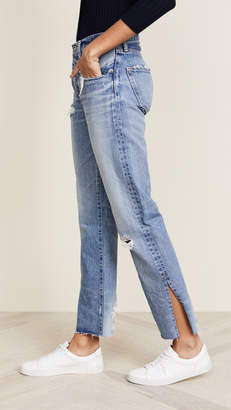 Moussy VINTAGE MV Alva Straight Jeans