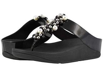 FitFlop Deco Toe Thong Sandals